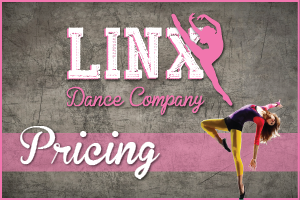 LINX Dance Company Pricing